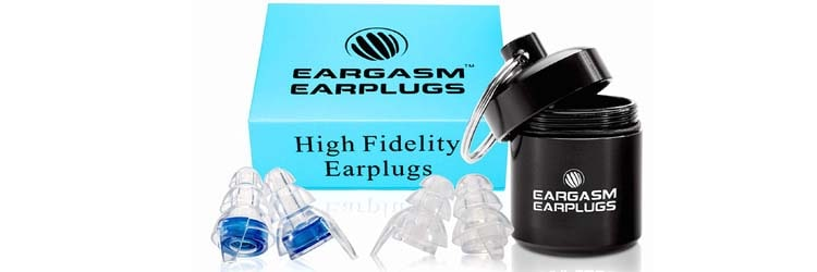 Eargasm earphones that look like earplugs - Best Budget Earbuds